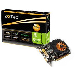 2GB ZOTAC GeForce GT 630 Synergy Edition Aktiv PCIe 3.0 x16 (Retail)