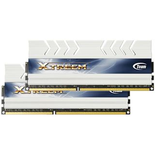 8GB TeamGroup Xtreem weiß DDR3-2666 DIMM CL11 Dual Kit