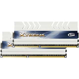 16GB TeamGroup Xtreem weiß DDR3-2666 DIMM CL11 Dual Kit