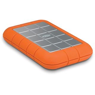 "1500GB LaCie Rugged Triple 9000454 2.5"" (6.4cm) USB 3.0/2x Firewire 800 orange/silber"