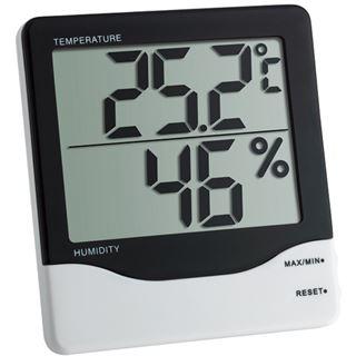 TFA 30.5002 Elektronisches Thermohygrometer - Zubehör