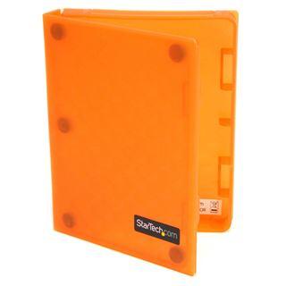 """Startech orangene Aufbewahrung für 2,5"""" Festplatten (HDDCASE25OR)"""