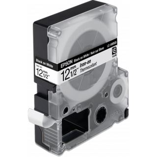 Epson Label Cartridge Iron On schwarz/weiß