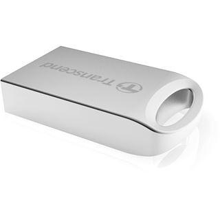 32 GB Transcend JetFlash 510 silber USB 2.0