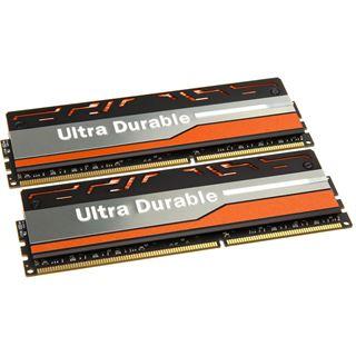 8GB Avexir Blitz Series Orange LED OC-Force DDR3-1600 DIMM CL9 Dual Kit