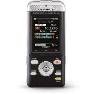 OLYMPUS DM-901 Audio Recorder mit MP3
