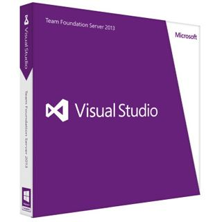 Microsoft Visual Studio 2013 Team Foundation Server 32/64 Bit Deutsch