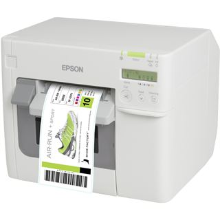 Epson TM-C3500 C31CD54012CD Tinte Drucken LAN/USB 2.0