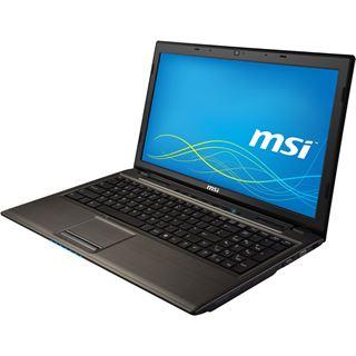 """Notebook 15.6"""" (39,62cm) MSI CR61-i345W7"""
