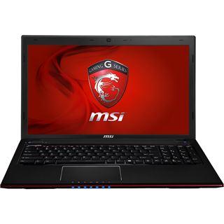 "Notebook 15.6"" (39,62cm) MSI GE60-i750M245FD FreeDos"