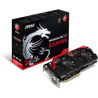 4GB MSI Radeon R9 290 Gaming 4G Aktiv PCIe 3.0 x16 (Retail)