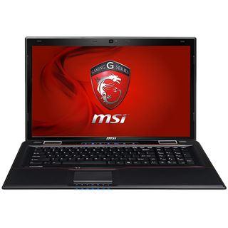 "Notebook 17.3"" (43,94cm) MSI GE70-i750M285"