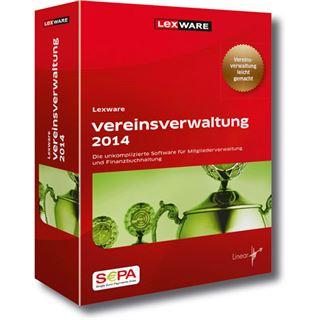 Lexware Vereinsverwaltung 2014 32/64 Bit Deutsch Buchhaltungssoftware