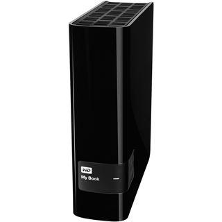 """4000GB WD My Book WDBFJK0040HBK-UESN 3.5"""" (8.9cm) USB 3. schwarz"""