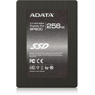 "256GB ADATA Premier Pro SP600 2.5"" (6.4cm) SATA 6Gb/s MLC"