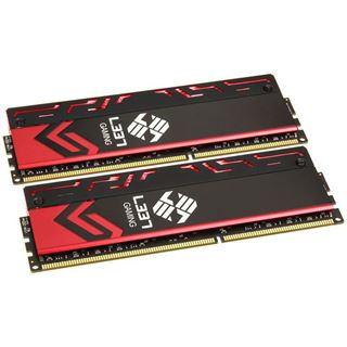 16GB Avexir Blitz 1.1 ECS LEET Red rote LED DDR3-1866 DIMM CL9 Dual