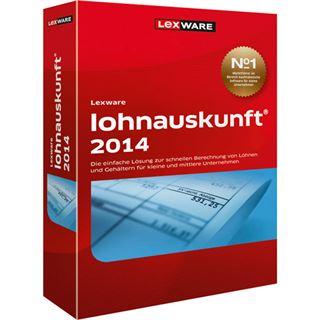 Lexware Lohnauskunft 2014 32/64 Bit Deutsch Buchhaltungssoftware