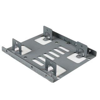 """Startech BRACKET25X2 Einbaufassung für 2,5"""" Festplatten/SSDs (BRACKET25X2)"""