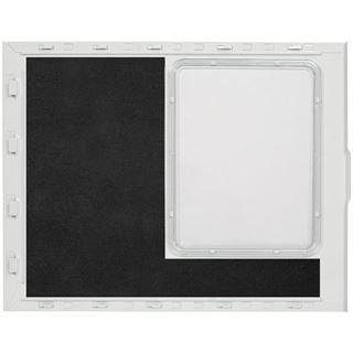 Nanoxia weißes Seitenteil mit Fenster für Deep Silence 2