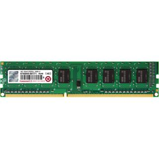 4GB Transcend Desktop Series DDR3-1600 DIMM CL11 Single
