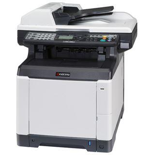 Kyocera ECOSYS M6526 1102PW3NL0 Farblaser Drucken/Scannen/Kopieren/Faxen Cardreader/LAN/USB 2.0