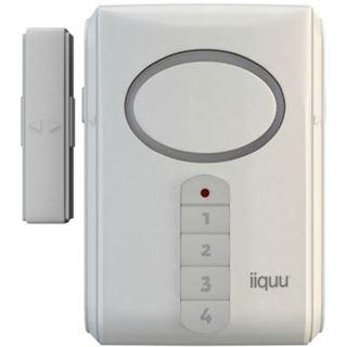iiquu Tür-/Fensteralarm, mit Codeschloss, 912620