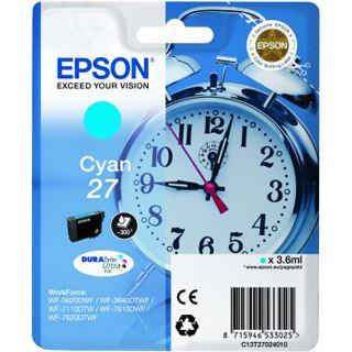 Epson Tinte 27 C13T27024010 cyan