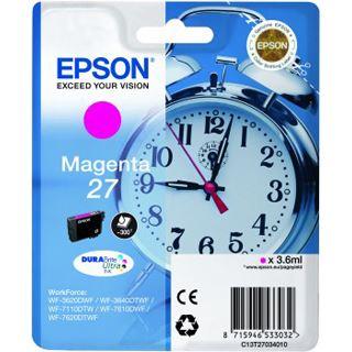 Epson Tinte 27 C13T27034010 magenta