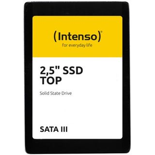 "512GB Intenso Top Performance 2.5"" (6.4cm) SATA 6Gb/s MLC"