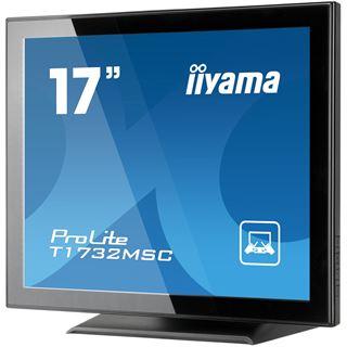 "17"" (43,18cm) iiyama ProLite T1732MSC-B1 NS Touch schwarz"