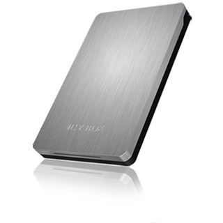 "ICY BOX IB-234StU3 2.5"" (6,35cm) USB 3.0 silber"