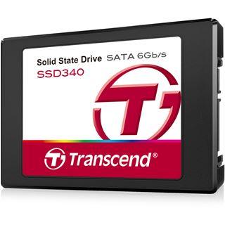 "64GB Transcend SSD340 2.5"" (6.4cm) SATA 6Gb/s MLC synchron"