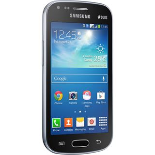Samsung Galaxy S DUOS 2 S7582 4 GB schwarz