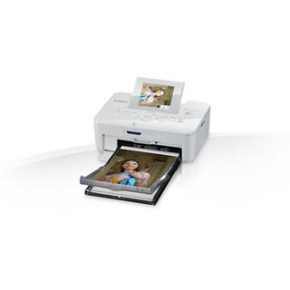 Canon SELPHY CP910 weiß Thermotransfer Drucken Cardreader/USB 2.0/WLAN