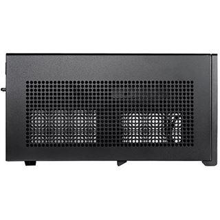Silverstone Sugo SG08-Lite Mini-ITX ohne Netzteil schwarz