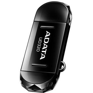 16 GB ADATA DashDrive Durable UD320 schwarz USB 2.0 und microUSB