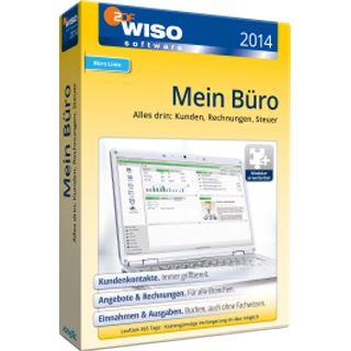 Buhl Data Service WISO Mein Büro 2014 32/64 Bit Deutsch Finanzen Lizenz 1-Jahr PC (CD)