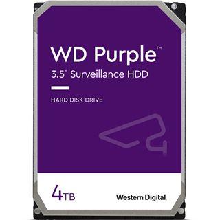 """4000GB WD Purple WD40PURX 64MB 3.5"""" (8.9cm) SATA 6Gb/"""