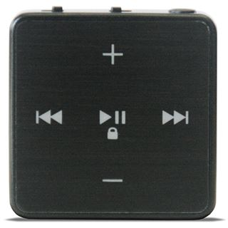 Odys Qubo MP3-Player schwarz