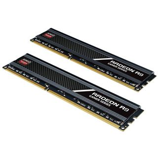 16GB AMD Radeon R9 Gamer Series DDR3-2133 DIMM CL10 Dual Kit