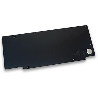 EK Water Blocks EK-FC R9-280X DCII Backplate - Black