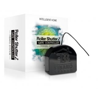 Z-Wave Fibaro Roller Shutter 2 - Jalousiesteuereinsatz