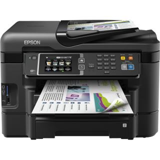 Epson WorkForce WF-3640DTWF Tinte Drucken/Scannen/Kopieren/Faxen