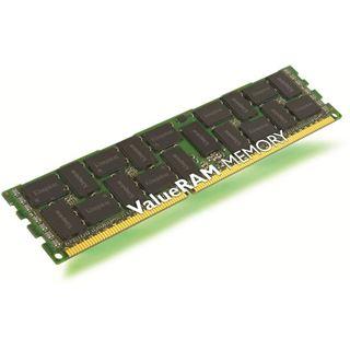 8GB Kingston ValueRAM Single Rank DDR3-1600 regECC DIMM CL11 Single