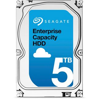 "5000GB Seagate Enterprise Capacity 3.5 HDD ST5000NM0024 128MB 3.5"" (8.9cm) SATA 6Gb/s"