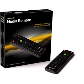 Zotac Remote Control Kit+USB IR receiver