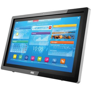 "23,6"" (59,94cm) AOC a2472Pw4t/BK Touch All-in-One PC"