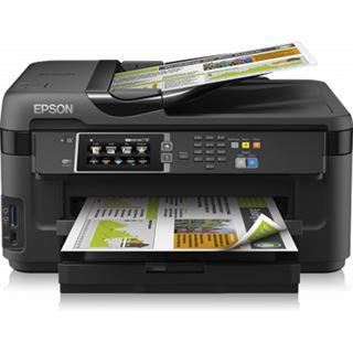 Epson WorkForce WF-7610DWF Tinte Drucken/Scannen/Kopieren/Faxen