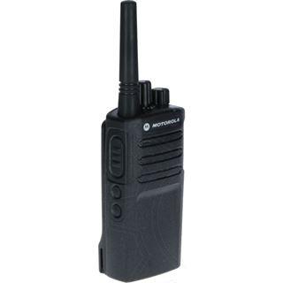 Motorola XT420 HFG PMR446 IP55 m. Lader