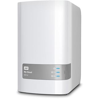 WD My Cloud Mirror 4TB 4 TB (2x 2000GB)